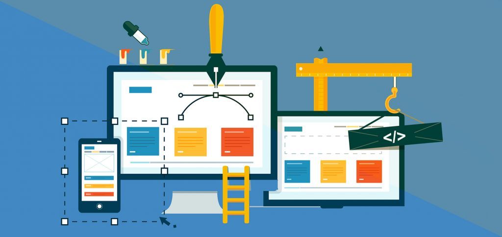 diseño web a medida