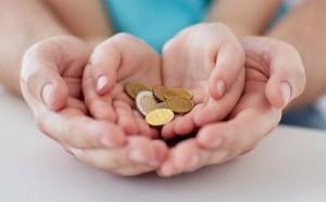 donación de efectivo de padres a hijos Orihuela